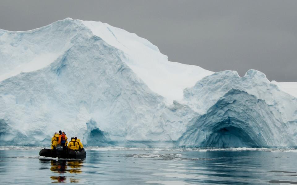 Antarctica sale